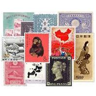 国内切手・海外切手