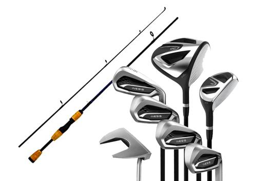 釣り・ゴルフ用品